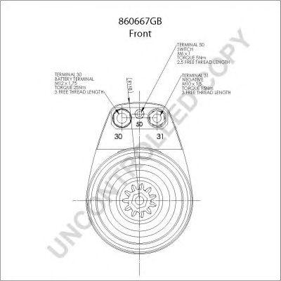 Аналоги запчасти производителя: MERCEDES-BENZ - 0001510001