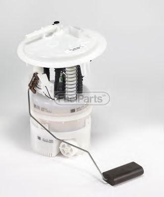 система подачи топлива peugeot 407 sw